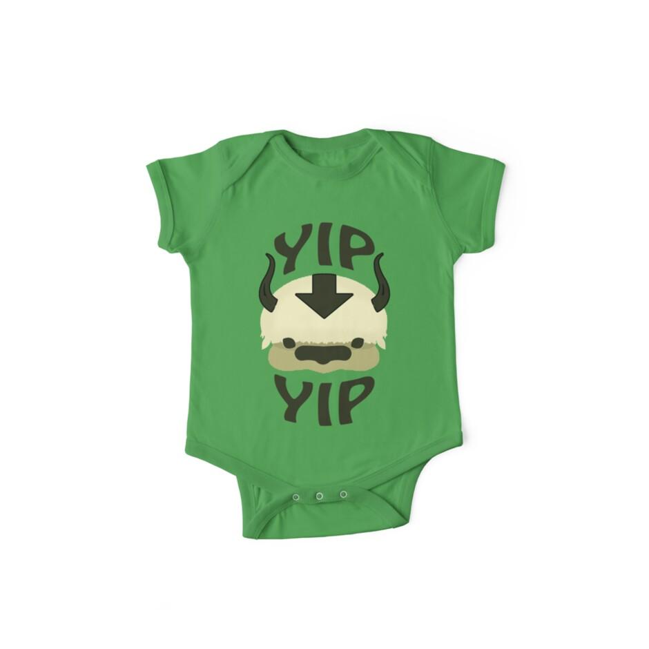 «YIP YIP APPA!» de nicwise