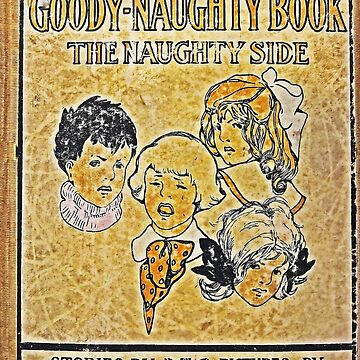 Goody Naughty by TaffyTrotski