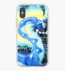 Aurorus Words iPhone Case