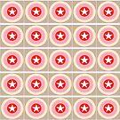 Circle/Star pattern by klh0853