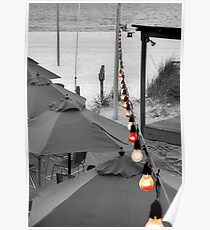 Row of Lights Poster