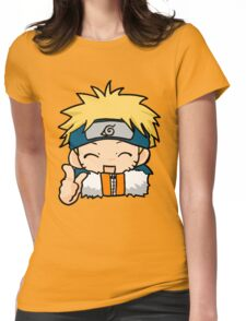 funny cartoons Womens Fitted T-Shirt