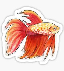 Fish 3 Sticker
