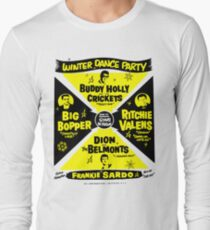 Buddy Holly's Winter Dance Party T-Shirt