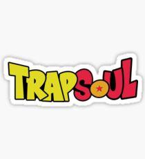 TrapSoulxDragonBallZ Sticker