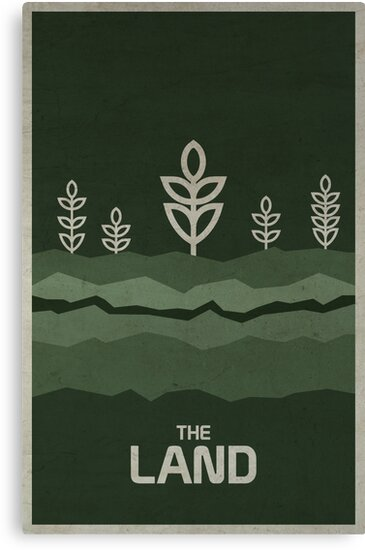 The Land by scbb11Sketch