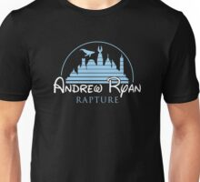 Andrew Ryan / Rapture Unisex T-Shirt
