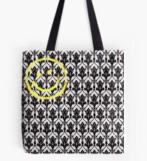 Sherlock Wallpaper Tote Bag