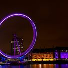 London Eye by Richard Keech
