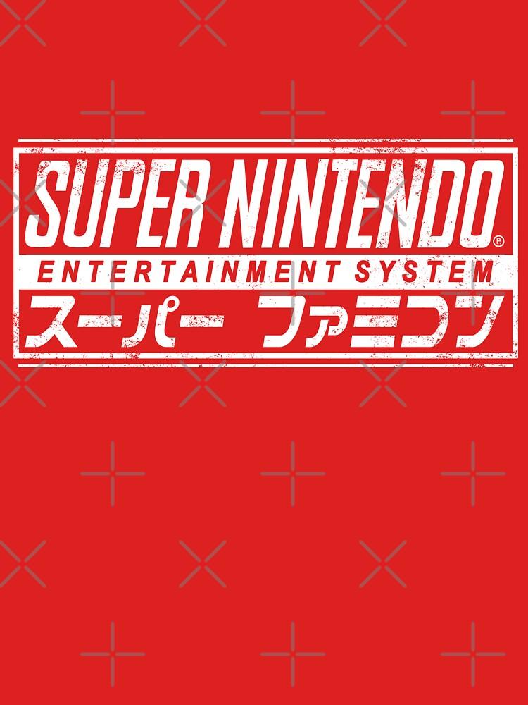 Japanese SNES by B-RADQS