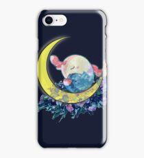 Mount Moon iPhone Case/Skin