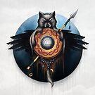 Sigil of Odin by Daniel Ranger