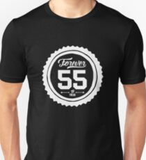 "Forever 55 Forever 55 ""The Freak"" White Imprint Commemorative Art T-Shirt"