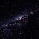 Milkway Galaxy by Sandra Chung