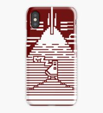 JOURNEY END MURAL iPhone Case
