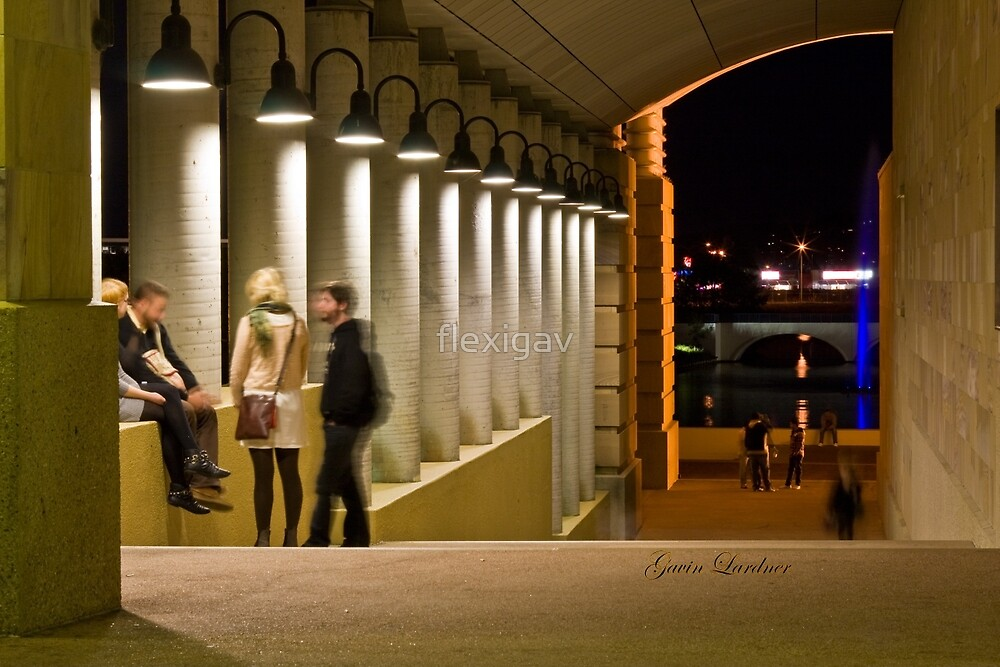 An evening at Bond University by flexigav
