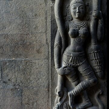 Indian Temple Art | 01 by kausthub