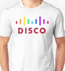 Disco (Cisco Parody) Unisex T-Shirt
