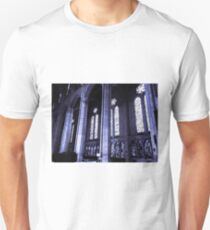 San Francisco Cathedral Eerie T-Shirt