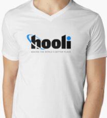 Silicon Valley - Hooli Men's V-Neck T-Shirt