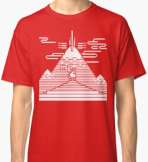 JOURNEY END MURAL Classic T-Shirt