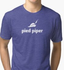 Silicon Valley - Pied Piper Tri-blend T-Shirt