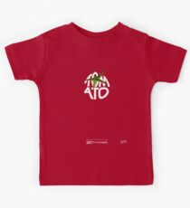 TOMATO - - - - - - - EAT YOUR VEGETABLES Kids Tee