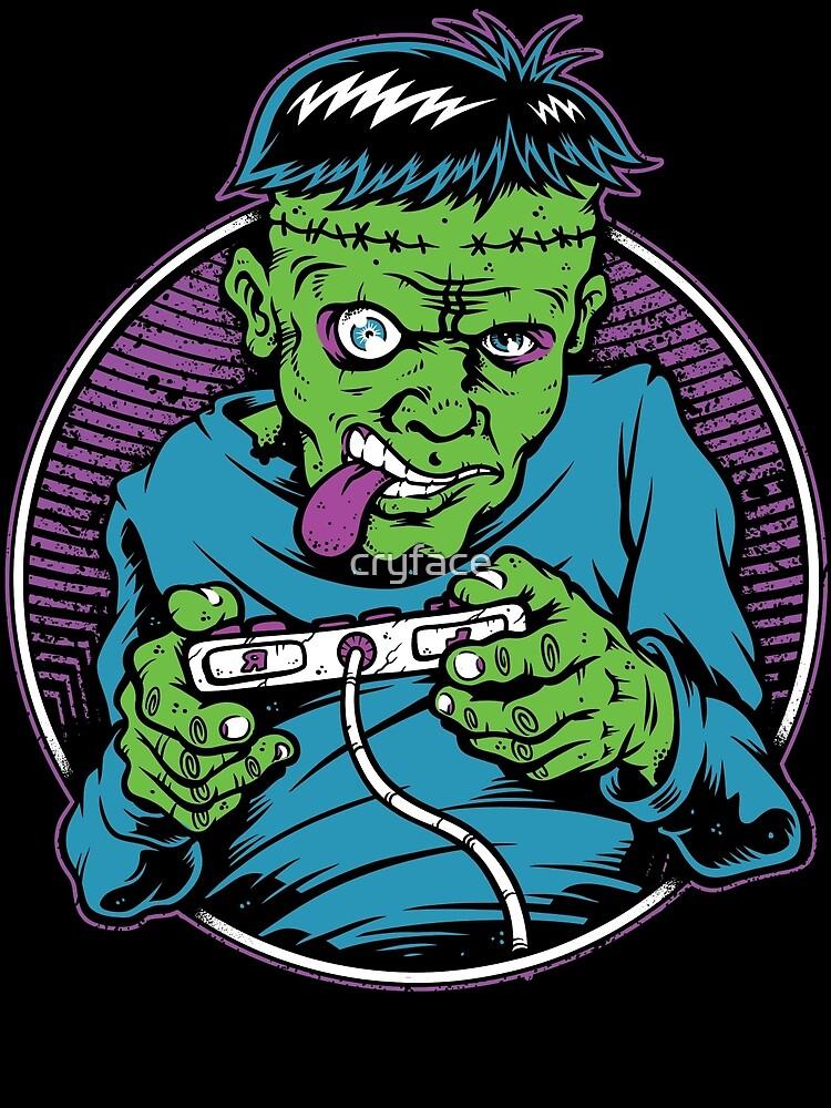 Franken Gamer by cryface