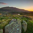 Sunrise over Blencathra and Tewet Tarn in the English Lake District by Martin Lawrence