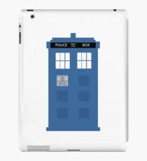 TARDIS - Doctor Who - Police Box iPad Case/Skin