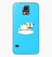Funda/vinilo para Samsung Galaxy Appa de 8 bits en una nube