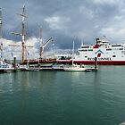 VARIETY OF VESSELS by ronsaunders47