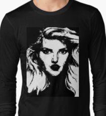 Debbie Harry: Graphic Long Sleeve T-Shirt