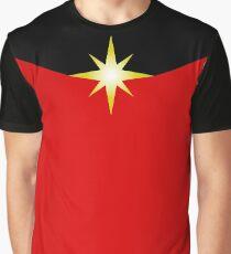 Cosmic Star Graphic T-Shirt