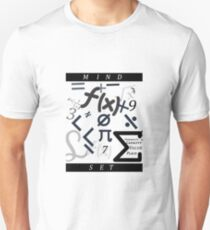 Typogaphy Mathematic Unisex T-Shirt