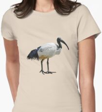 Neutral Ibis  Women's Fitted T-Shirt