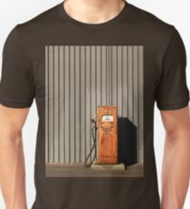 rusty petrol pump Unisex T-Shirt