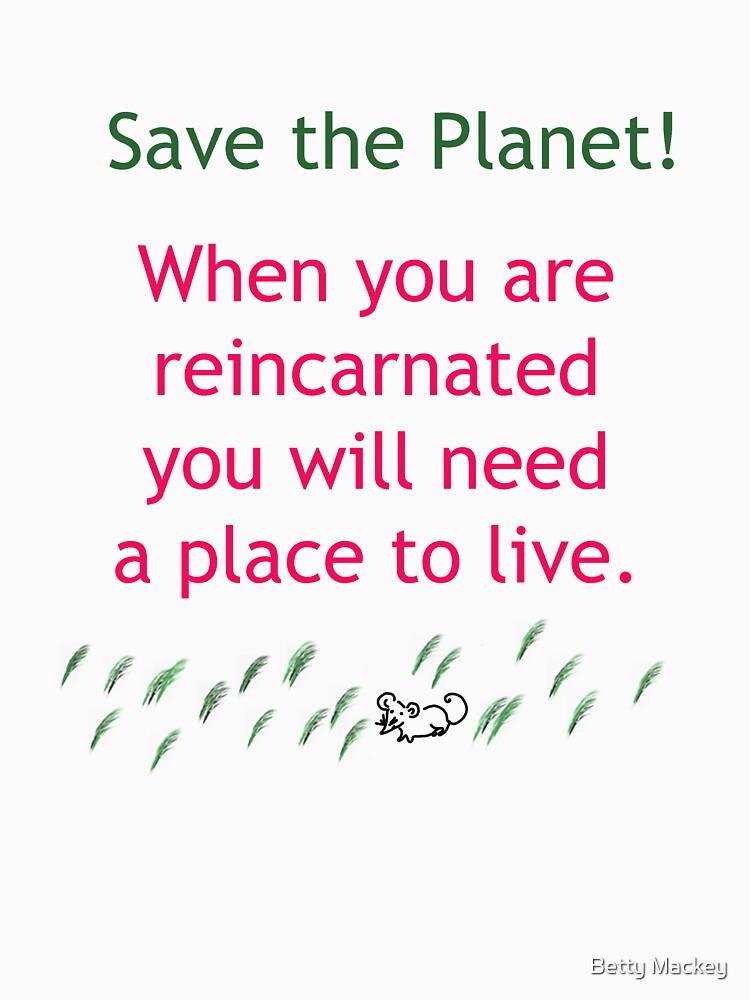 Reincarnation by BettyMackey