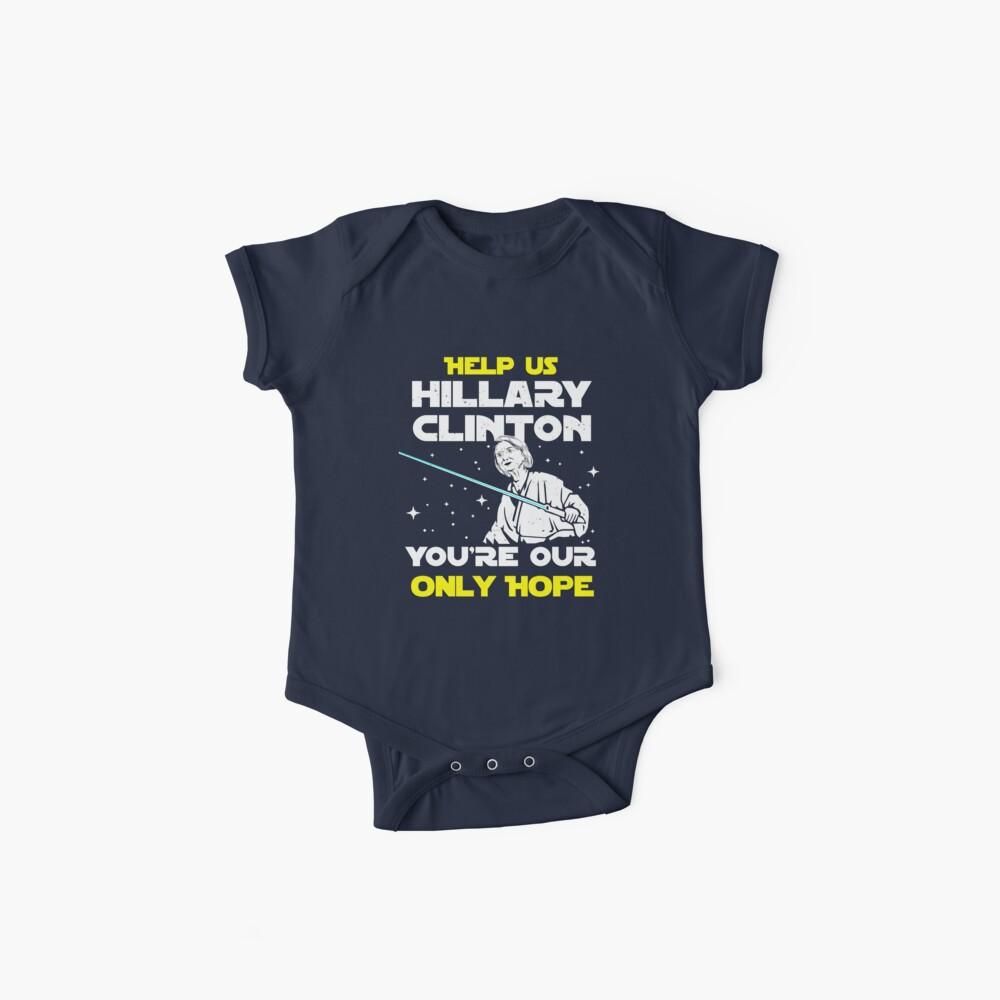 Rette uns Hillary! Baby Body