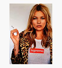 Kate Moss Photographic Print