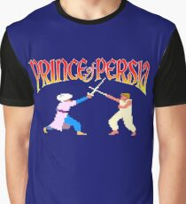 PRINCE OF PERSIA - CLASSIC PC GAME Graphic T-Shirt