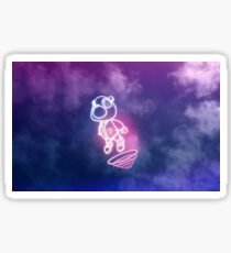 Kanye West Graduation Bear Sticker