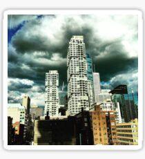 Gotham vs. Toronto Sticker