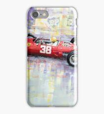 1962 Ricardo Rodriguez Ferrari 156 iPhone Case/Skin