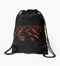 Electric Sand Drawstring Bag