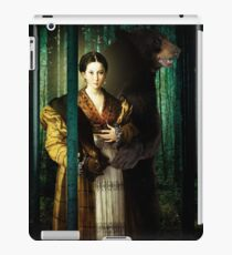 What nobody knew about her iPad Case/Skin