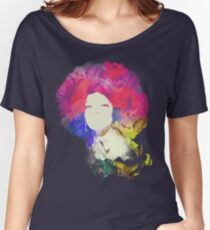 Diana Ross T-shirts coupe relax