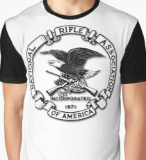 NRA Graphic T-Shirt