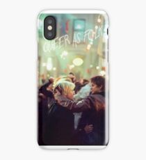 queer as folk - Brian & Justin iPhone Case
