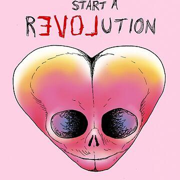Love Revolution by Geo888